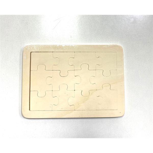 Placa puzzle 20.5x15cm - 8806976915360
