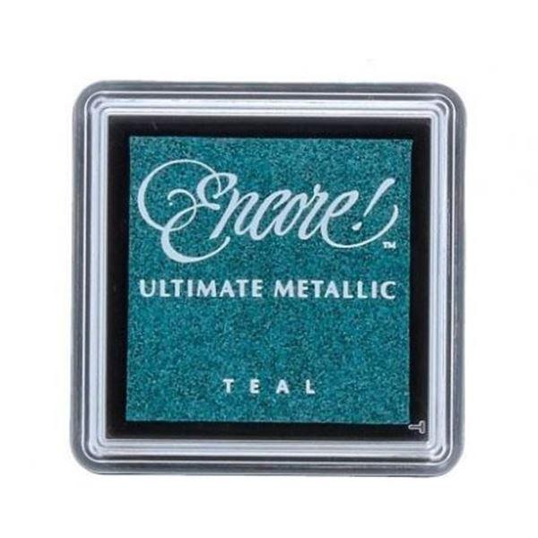 Encore ultimate metallic tampon pew.12gr. teal - 712353590168