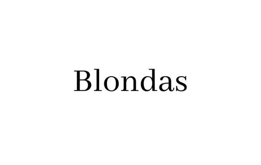 Blondas