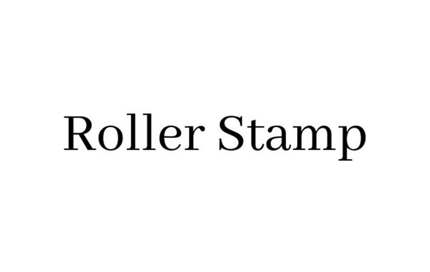 Roller Stamp