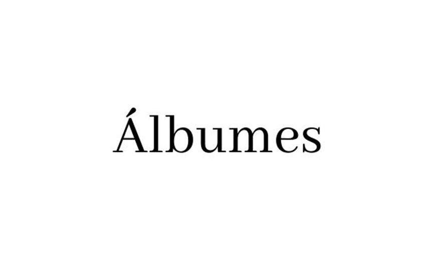 ÁLBUMES