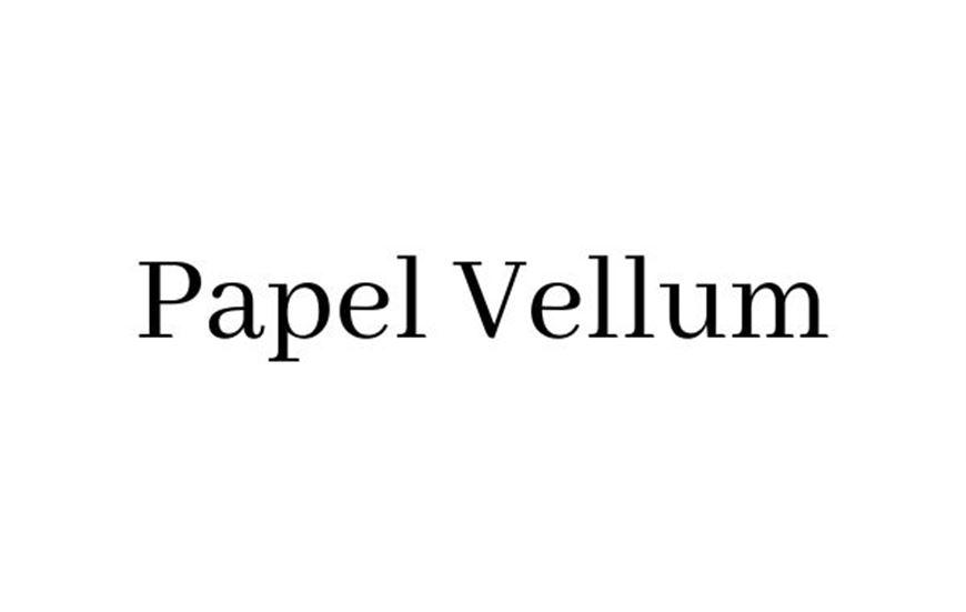 PAPEL VELLUM